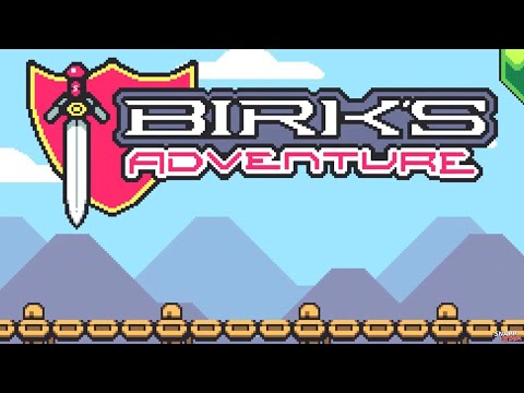 Birk's Adventure (by Donut Games) IOS Gameplay Video (HD)