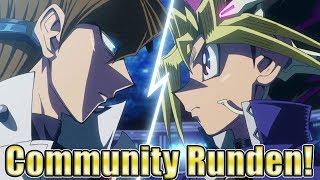 Zeit für ein DUEL! Yu-Gi-Oh! Devpro COMMUNITY RUNDEN!
