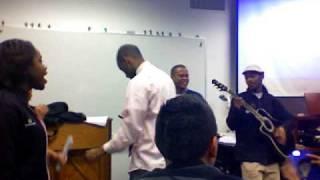 Tyrone Andrew Rap Recital