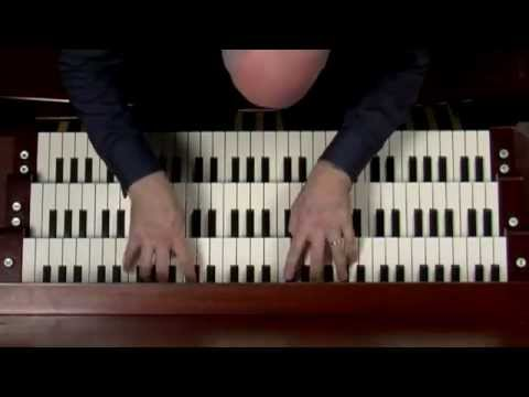 Fugue in E-flat Major by J.S. Bach (prelude to Annual Meeting 2014)