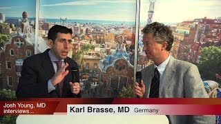 Meeting of the European Society of Cataract and Refractive Surgery Barcelona 2015
