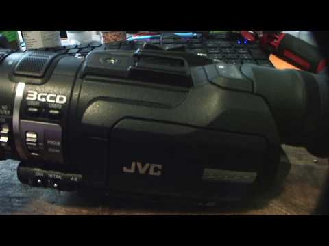 JVC 3ccd cam review 2019