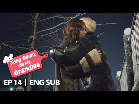 """Lee Min Hyuk """"Her boyfriend's here, you jerk!"""" [Jang Geum, Oh My Grandma Ep 14]"""