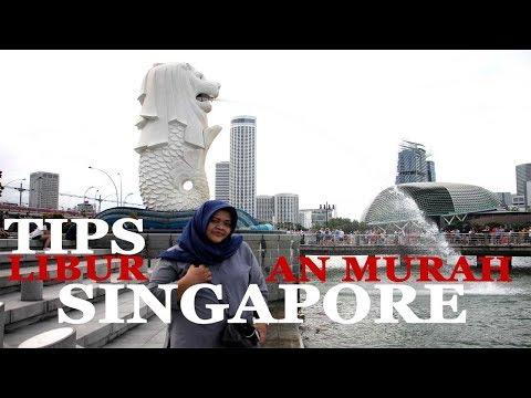Travel Vlog Singapore   Tips Liburan Murah   Singapore #11