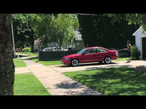 Chao's 97 Honda Civic HX