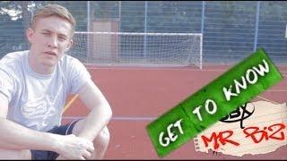 "Get To Know Professional Football Freestyler ""Mr.Biz"" | SBX"