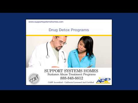 Support Systems Homes Has Effective Alcohol Rehab Programs in the Bay Area and San Francisco