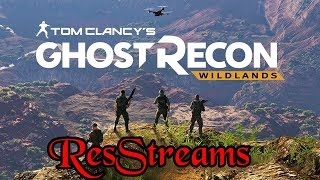 ResStreams Ghost Recon Wildlands - Tactical Helicopter Madness