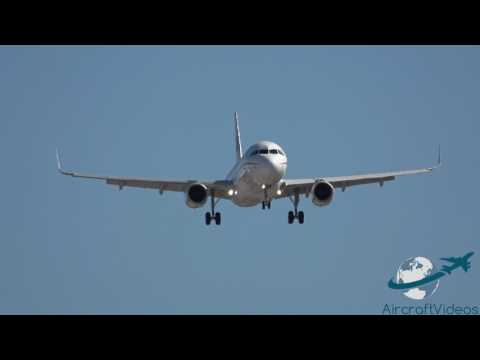 Sharjah Ruler's Flight A320-232/CJ [A6-SHJ] -- UHD 4K