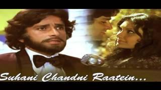 Suhani Chandni Raatein - Mukesh