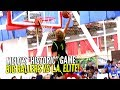 LaMelo Ball's FIRST DUNK EVER & Then FLEXES On Em! Big Ballers BLOWOUT Win vs Los Angeles Elite