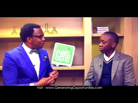 Niyi Adesanya On Success Motivation with Jermaine