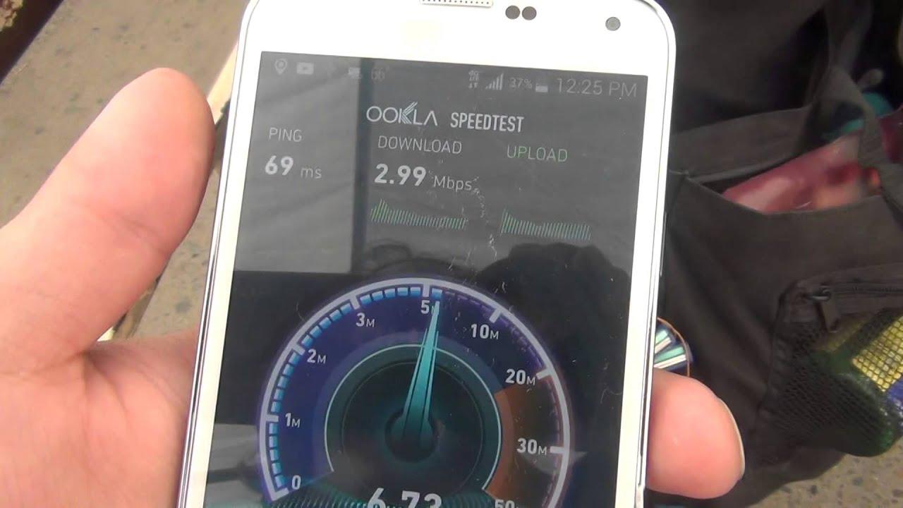 Lte Speed M