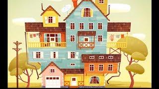 ПРИВЕТ СОСЕД 1 часть Hello Neighbor 1 \ ностальгия - странный сосед