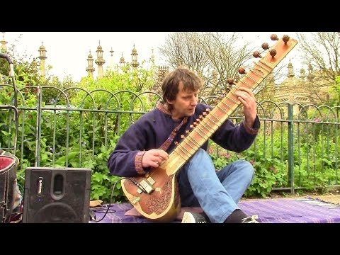 Electric Sitar Rockin