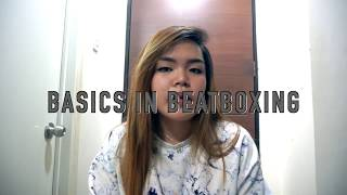 Basic BEATBOX Tutorial ( TAGALOG  VERSION )