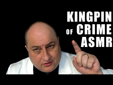 DAREDEVIL - KINGPIN OF CRIME ASMR
