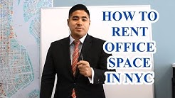 How To Rent Office Space In NYC