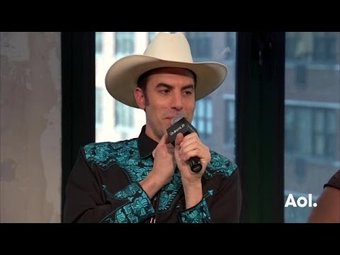 "Sacha Baron Cohen and Gabourey Sidibe on ""The Brothers Grimsby"" 