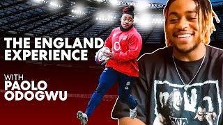 Paolo Odogwu on Life in England camp, chats with Italy and an injury update | Rugby Reclined