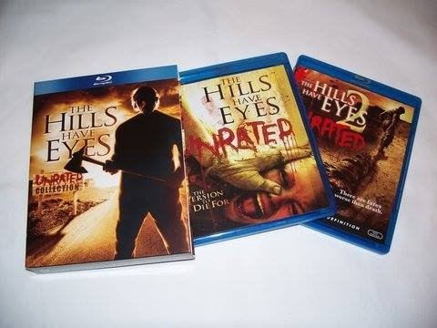 Horror Collection Part 13 [ The Hills Have Eyes Unrated Collection ].