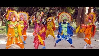 the best traditional dance form of India:chhou
