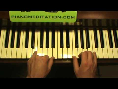 Mighty to Save - How to Play Contemporary Christian Piano