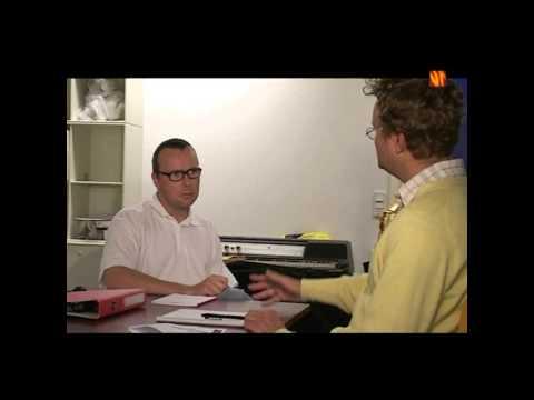 Kjetil og Kjartan Show - Fritz - Arbeidstilsynet