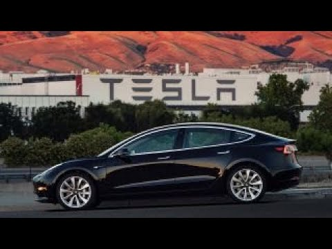 Tesla Model 3 drives from LA to NYC in record time
