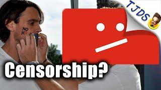 Crazy YouTube Rules Threaten Free Speech