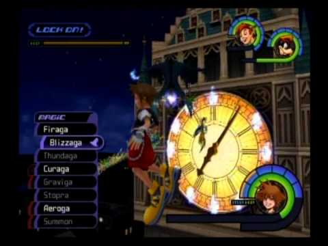 Kingdom Hearts Playthrough Part 125 Neverland Optional