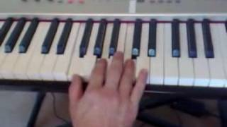 """How to play Liquid Sweet Harmony (from Ce Ce Rogers """"Someday"""")"""