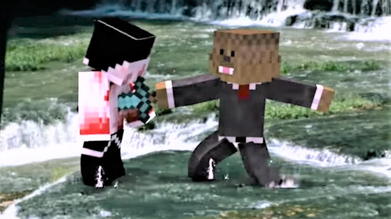 Minecraft In Real Life Song Hunger Games Song Top Minecraft Songs Minecraft In Real Life Youtube