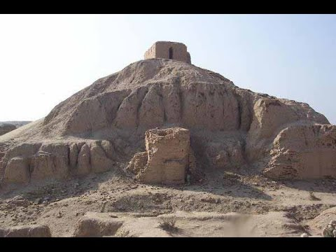NIPPUR  HOLY CITY OF GOD ENLIL AND ONE OF THE OLDEST CITIES OF SUMER