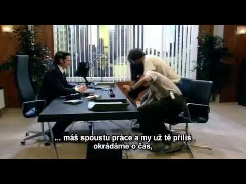 IT Crowd - Best Scenes - Denholm (CZ sub)