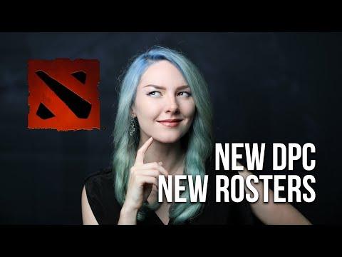 New DPC Rules & Team Shuffles  - GosuGamers DOTA2 News
