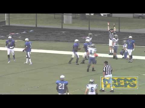PREPS TV - Penn State Commits Troy Vincent (MD) and Nick Scott (VA) - Scrimmage Highlights 8/17/13