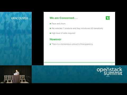 Componentized Architecture and Cloud: The Importance of Partnership