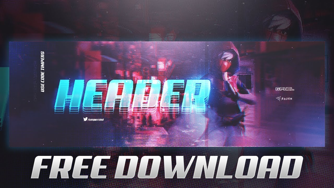 youtube banner free download