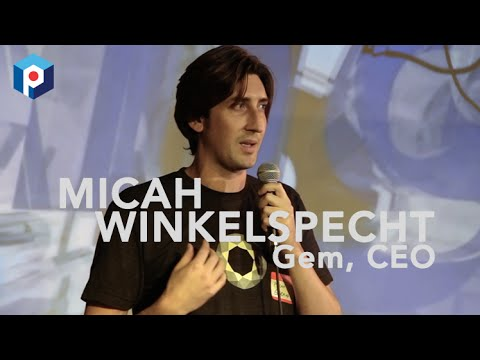 """Micah Winkelspecht - Gem, """"The Why of Bitcoin"""" 