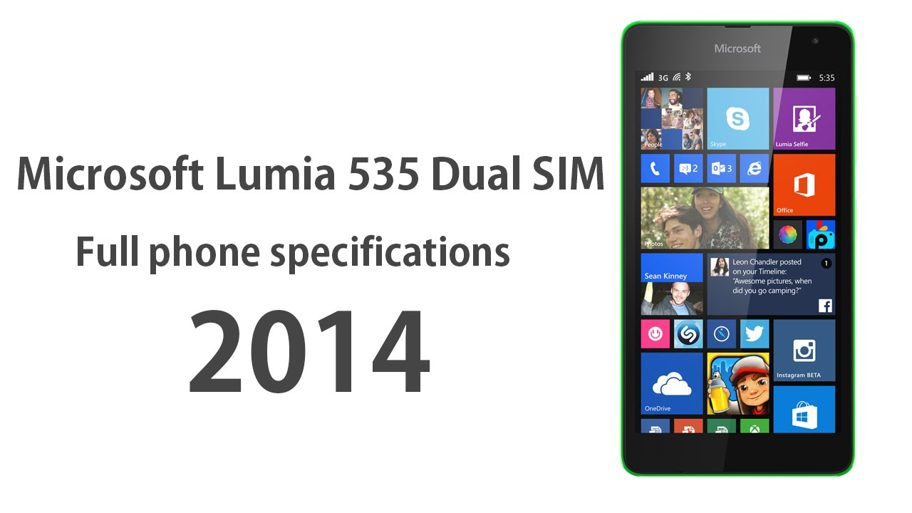 how to make video call in lumia 535