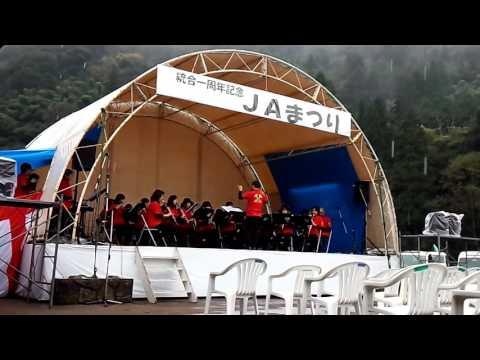 昭和アイドルメドレー 市民吹奏楽団