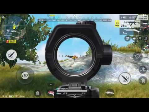 Rules Of Survival - First Person Mode - Better Than PUBG