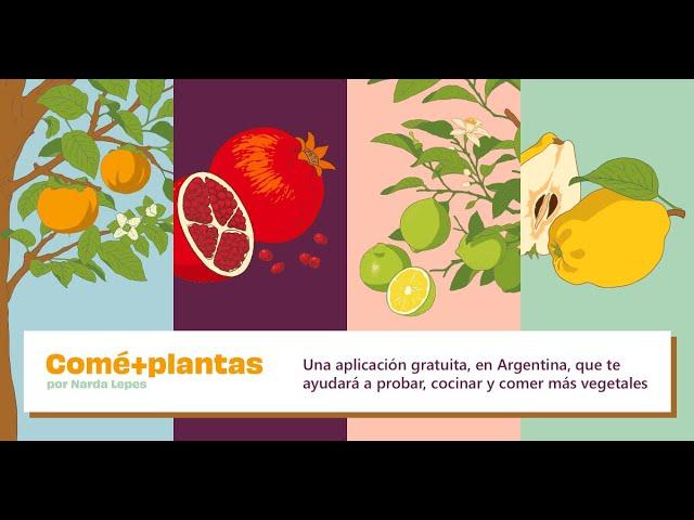 Comé + plantas, la aplicación que utiliza Microsoft AI