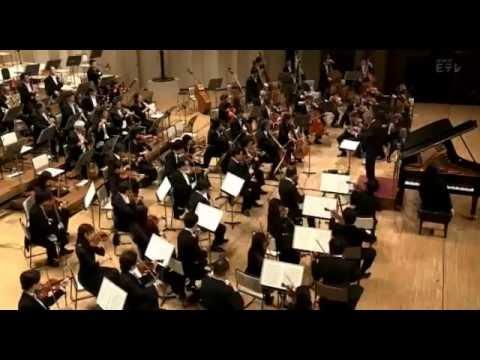 조성진, Seong jin Cho- Chopin Piano Concerto no.1 (N響)
