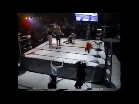 Matrats, Marky Starr vs Jake Evans vs Vince The Prince