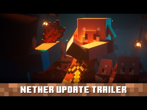 MINECRAFT Nether Update Official Trailer (2020)