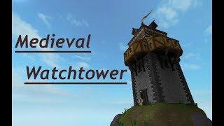 ROBLOX Timelapse / Medieval WatchTower