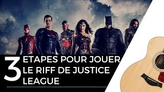 Download Lagu Gary Clark Jr. & Junkie XL - Come Together (Justice League Soundtrack) (tuto guitare) Mp3