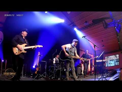 Blue on Black - Vintage Company feat. Jochen Grabher on Lead Vocals (Kenny Wayne Shepherd Cover)